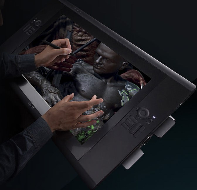 CINTIQ 24 HD picture touch 3
